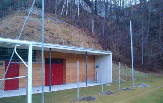 Fussball Clubheim Stans