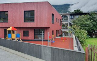 Kindergarten Kinderkrippe Steinach am Brenner
