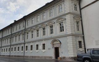 Volkskunstmuseum - Innsbruck Fassadensanierung