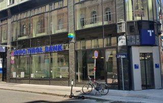 Hypo Tirol Bank AG - Geschäftsstelle Wien